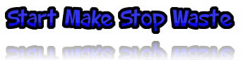 StartMakeStopWaste