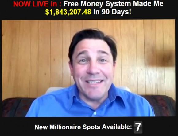 FREE MONEY SYSTEM TESTIMONIAL