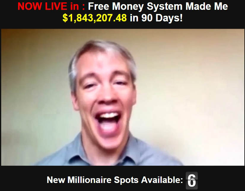 FREE MONEY SYSTEM ACTOR