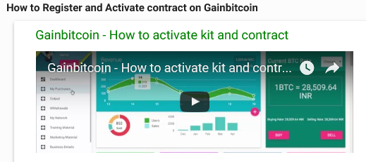 what is gainbitcoin
