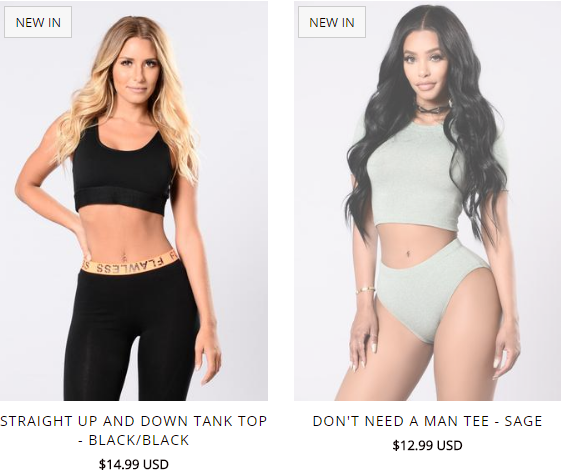 what is fashion nova