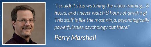 perry marshall testimonial