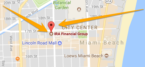 ira financial group fees