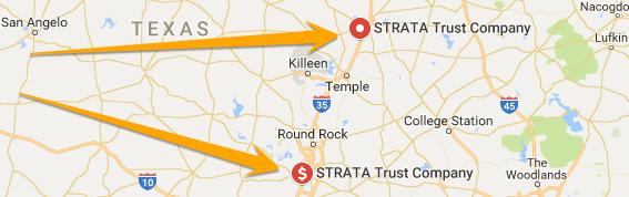 strata trust company complaints