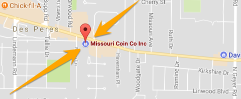 missouri coin company about