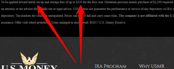 us money reserve scam