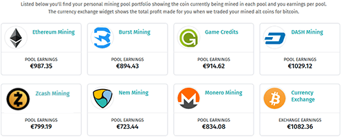 about power mining pool