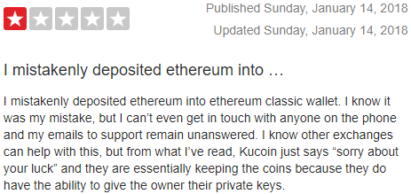is kucoin a scam