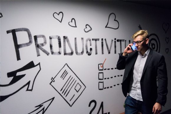 how to become more productive
