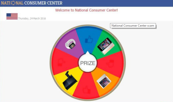 what is national consumer center