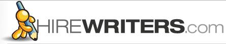 hirewriters logo