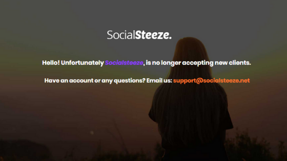 what is social steeze