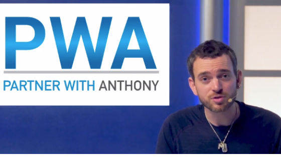 What is the Partner With Anthony Program?