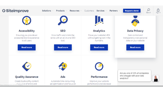 What is SiteImprove?