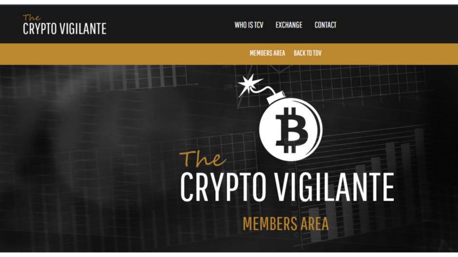What is The Crypto Vigilante